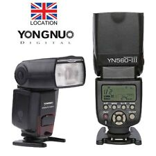 YONGNUO Yn560 III Flash Speedlite for Canon Nikon Pentax Olympus Fit Rf-602 603