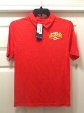 Fanatics KC CHIEFS SUPER BOWL LIV Men's Red Short Sleeved Shirt - NEW - Sz Small