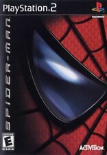 Spider-Man: The Movie (2002) New Factory Sealed USA Playstation PS2 Black Label