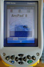 Arcpad 7, 8 Mobile GIS for Windows Mobile PDA IPAQ software