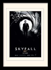 James Bond Skyfall Teaser Framed & Mounted Print