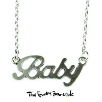 TFB - VINTAGE BABY STATEMENT NECKLACE Boho Chic Cute Sweet Retro Funky Cool BFF