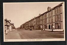 Marine Road Abergele Wales 1940's ? Raphael Tuck Postcard ~ TOP QUALITY CARD