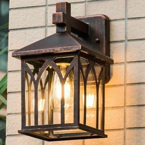 Outdoor Waterproof Retro Wall Lights Sconce Garden/villa Lights Wall Lamp
