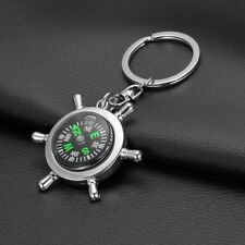 Mini Pocket Compass Navigator Key Chain Camping Caving Hiking Sports Hot Sale 1x