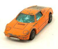 Corgi Juniors Ford GT 70 Vintage Toy Car Diecast K761