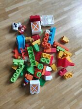 Baby Clemmy Softbausteine Clementoni Bauklötzer Bauernhof Spielzeug   50 Teile