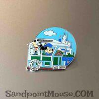 Disney WDW HM Transportation Ferryboat Mickey Goofy Pin (UK:51439)