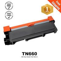 High Yield TN660 TN630 Black Toner Cartridge For Brother DCP-L2540DW Printer