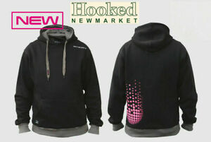 Sticky Baits Black Pullover Hoody *Various sizes*