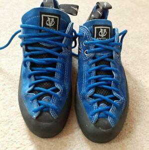 Evolv VTR 3D climbing shoes UK 6/EUR 39.5