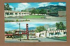 Salt Lake City,UT Utah, Bonneville Motel used 1965