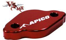 APICO rear brake reservoir cover TM EN/MX125-530 05-18 YAMAHA YZ125 03-18