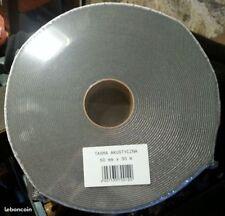 lot de 2 Rouleaux bande résiliente isolant acoustique pour plancher / rail placo