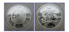 BARBADOS 5 Dollars 1994 Silver PF UN SIDS Conference
