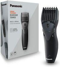 Panasonic ER-GB36-K503 Regolabarba Elettrico Ricaricabile - Nero