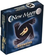The Werewolves of Miller's Hollow: New Moon Expansion [New Games] Board Game