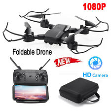 Mini Drone HD Camera WiFi Fpv Aircraft Foldable RC Quadcopter Selfie Drone Toy