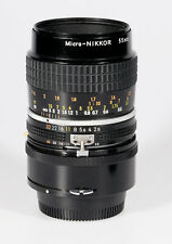 Nikon Micro-Nikkor 55mm f2.8 AI-s lens - Excellent + PK-3 Extension Tube