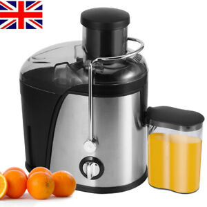 350ML 400W Powerful Electric Juicer Machine Juice Maker Whole Fruit Vegetables