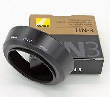 NIKON paresoleil HN3 35mm f/1.4 AI-S et f/2/2.8, 55mm f/2.8/3.5 Micro 35-80 AF-D