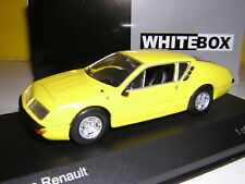 WHITEBOX ALPINE RENAULT A310 - YELLOW