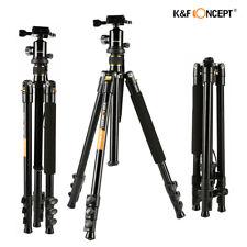 K&F Concept Trípode Cámara Flexible Portable Tripod para Gopro Canon Nikon Sony