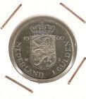 Netherlands: 1 GULDEN (1954-2001)