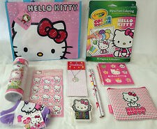 ❤️HELLO KITTY LOT 😺 Christmas 🎄 Stocking Stuffers Party Favors NEW Gifts #15❤️