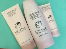 Liz Earle Rosemary & Rock rose Botanical body wash, cream & hand repair Set New