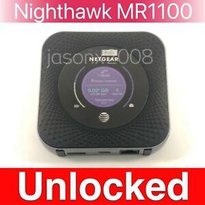 Unlocked NETGEAR Nighthawk MR1100 LTE Mobile Hotspot Router CAT16 1 Gbps Modem