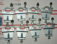 Lot Of 8 Girder Clamp Scaffolding Bracket ADSF 09/14
