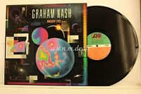 "Graham Nash - Innocent Eyes - Atlantic  Records   LP 12"" (VG) (PROMO)"