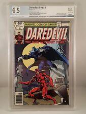 Daredevil #158 - PGX 6.5 1st Frank Miller Daredevil (1979 Marvel) Like CGC