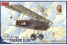 RODEN 033 1/72 Fokker D.VII (Alb.), early