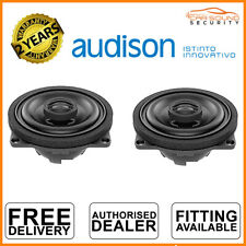 Audison Prima APBMW X4E Plug & Play Coaxial Speakers for BMW & MINI
