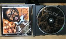 BEENIE MAN Many Moods of Moses 1997 CD 16 Regae Songs PREOWNED Free Shipping