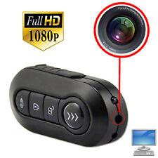 Nanny Mini Hidden DVR Car Key Chain HD 1080P Spy Camera Infra Red Night Vision