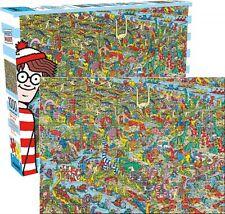 Where's Wally? (Waldo) 1000 piece jigsaw puzzle 710mm x 510mm  (nm)