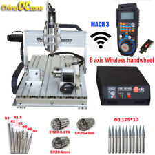 MINI CNC 6040 4Axis 2200W Router Mach3 USB Engraving DIY Cutting/Milling Machine