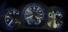Lockwood Lexus GS450H SILVER Dial Conversion Kit C792