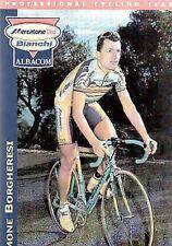 SIMONE BORGHERESI Cyclisme ciclismo MERCATONE UNO 99 BIANCHI radsport cyclist