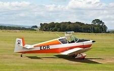 Jodel Club Two-Seat Monoplane Trainer/Tourer Aircraft Wood Model Free Shipping