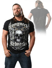 Official TNA Impact Wrestling Cowboy James Storm Longnecks & Rednecks T-Shirt