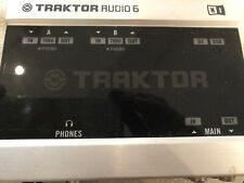 Traktor Audio 6 Sound Card