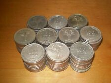 Huge Lot 100  100 Pruta (Prutah) old Israel Coins