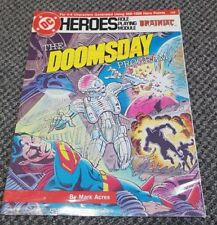 Four Horseman of Apokolips - DC Heroes RPG Role Playing Mayfair Games 211 New!