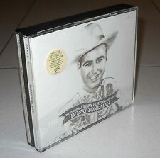 2 Cd The Essential JOHNNY HORTON 1956-1960 HONKY TONK MAN Perfetto 1996