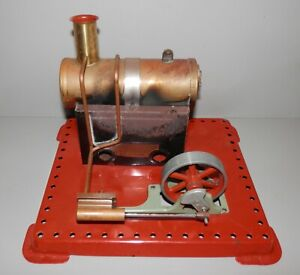 🌎 1970s MAMOD SE1a MODEL LIVE STEAM STATIONARY ENGINE