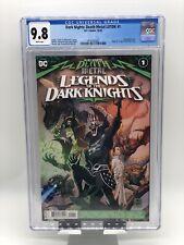 Dark Nights: Death Metal LOTDK #1 CGC 9.8 WP Origin & 1st App of the Robin King